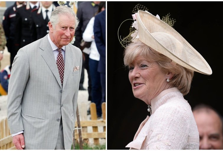Princas Charles ir Dianos sesuo Sarah (tv3.lt fotomontažas)