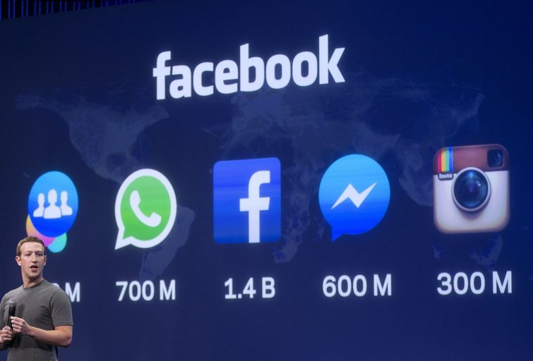 "Žada apjungti ""Instagram"", ""WhatsApp"" ir ""Facebook"" žinutes (nuotr. SCANPIX)"