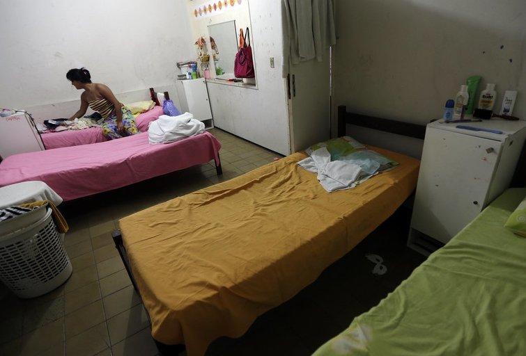 Taip atrodo prostitučių gyvenimas Brazilijoje (nuotr. SCANPIX)