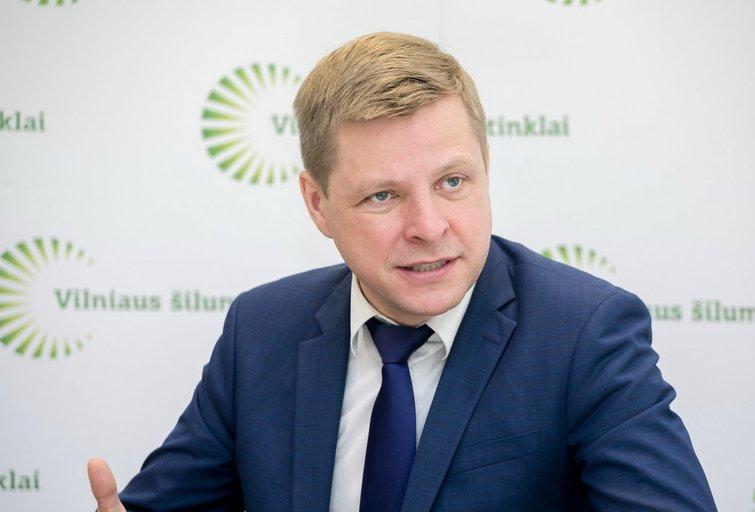 Vilniaus meras Remigijus Šimašius (nuotr. Sauliaus Žiūros)