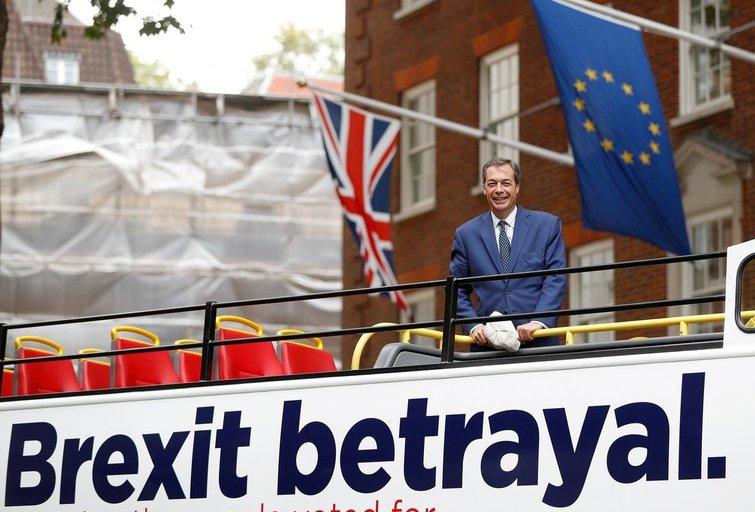 """Brexit"" patiria fiasko: įvardijo galimus scenarijus (nuotr. SCANPIX)"
