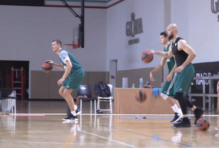 Treniruotės akimirka (nuotr. basketnews.lt)