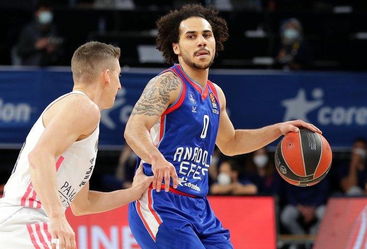 S. Larkinas (nuotr. Euroleague Basketball)
