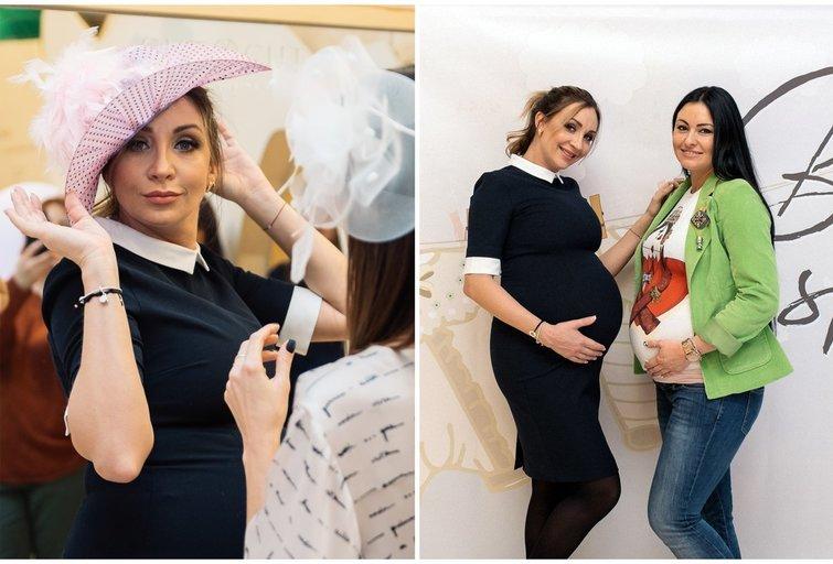 Gerdos Žemaitės ir Irinos My My kūdikių sutiktuvės (L. Kondratės nuotr.) (tv3.lt fotomontažas)