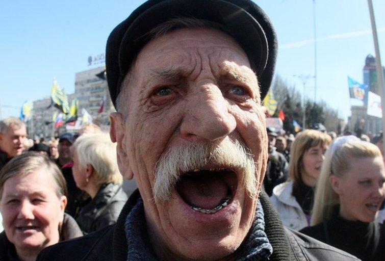 Kijevas vilioja oligarchus ir šalies rytuose stiprina nuotaikas prieš Putiną (nuotr. SCANPIX)