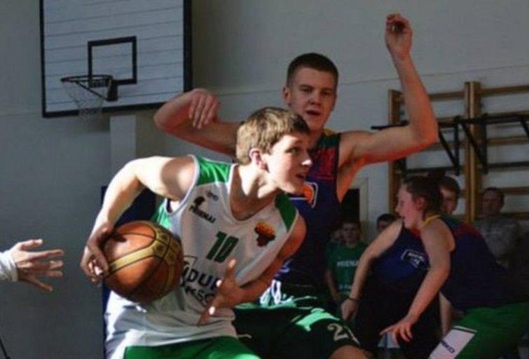 Krepšinio diena subūrė Prienų moksleivius (nuotr. Organizatorių)