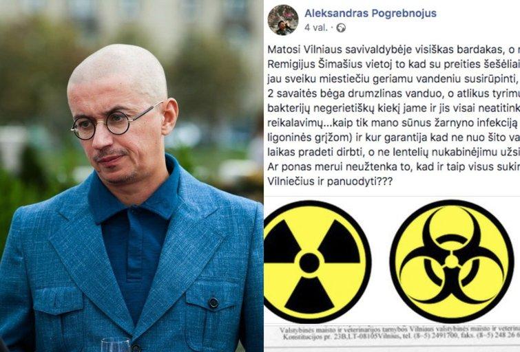 Aleksandras Pogrebnojus (tv3.lt fotomontažas)