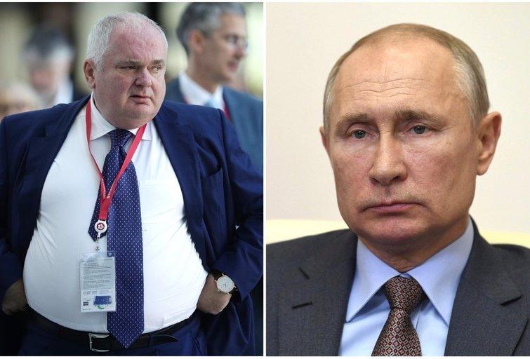 """Putino draugas ir buvęs """"Stasi"""" agentas: """"jeigu reikia susitikti, lengvai tai suorganizuojam"""" (nuotr. SCANPIX) tv3.lt fotomontažas"""