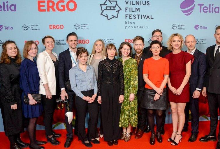 """""""Kino pavasario"""" uždaryme – būrys svečių ir apdovanojimai geriausiems (nuotr. Fotodiena.lt)"""