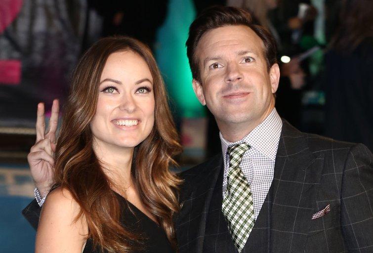 Olivia Wilde ir Jasonas Sudeikis (nuotr. Vida Press)