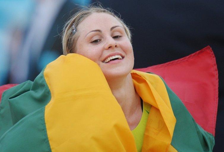Laura Asadauskaitė (nuotr. SCANPIX)