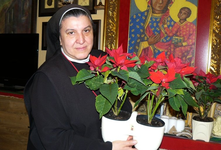 Sesuo Michaela Rak. (nuotr. Aurelijos Babinskienės)