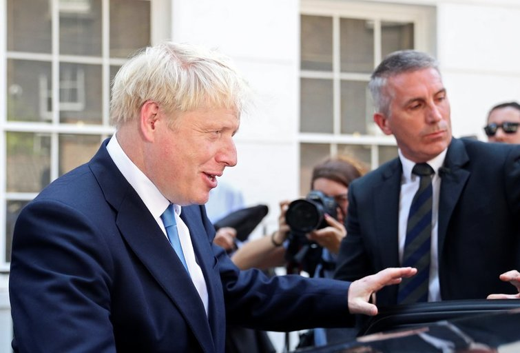 Borisas Johnsonas (nuotr. Scanpix)