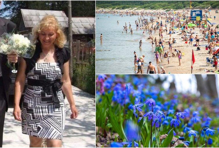 Gamtos ženklus suprantanti Janina atskleidė, kokio pavasario ir vasaros turėtumėme tikėtis (tv3.lt fotomontažas)