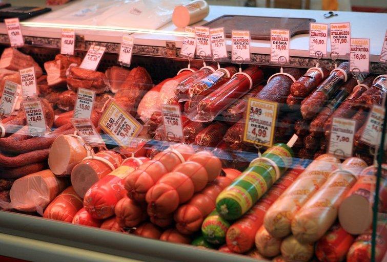 Mėsos gaminiai (nuotr. Fotodiena.lt)