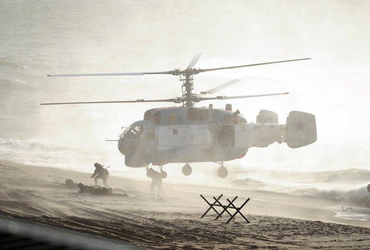 """NATO stebėti Rusijos ir Baltarusijos karinių pratybų """"Zapad"""" nusiųs du ekspertus (nuotr. SCANPIX)"""