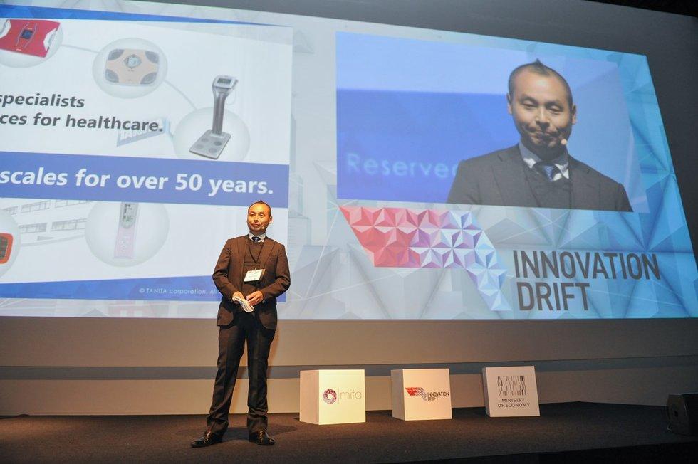"""Inovacijų forumas """"Innovation Drift"""" (fotodiena.lt nuotr.)"""