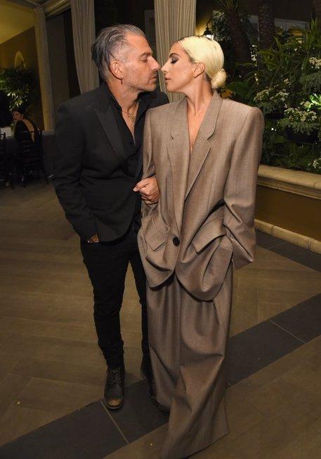 Lady Gaga ir Christianas Carino