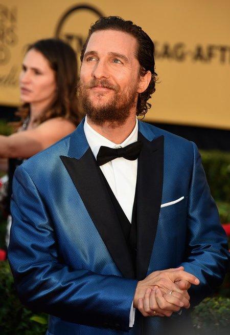 M. McConaughey (nuotr. SCANPIX)