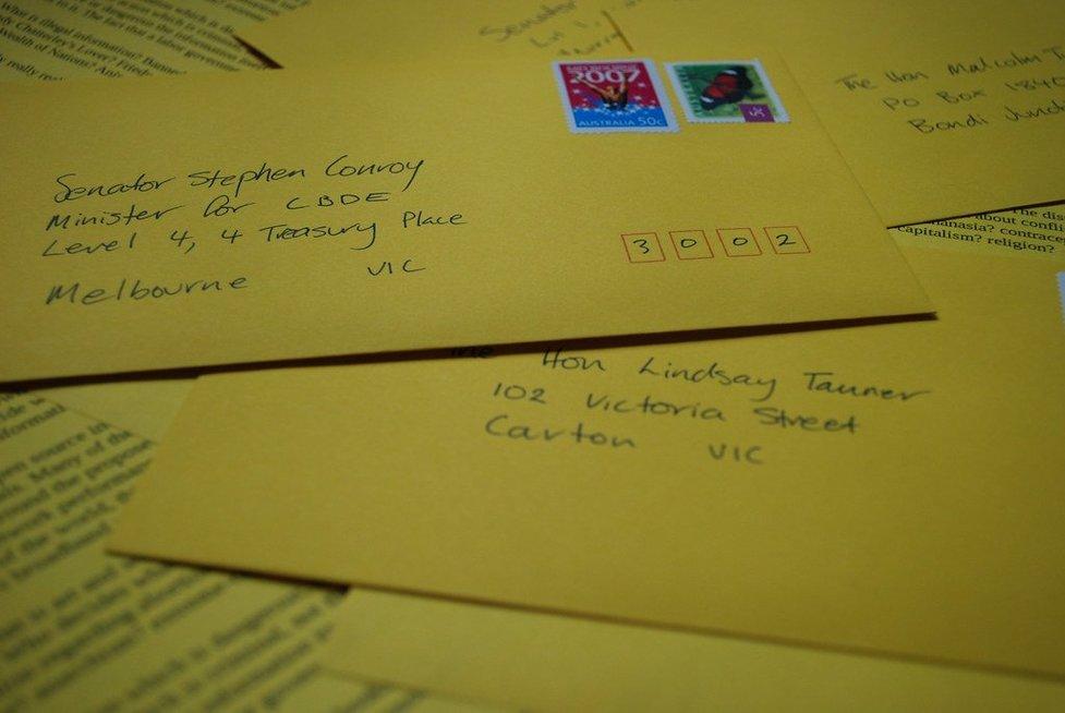 Laiškas (Nuotr. Creative commons.org)