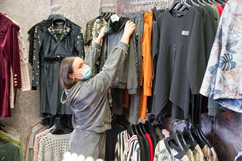 Prekybos miestelis Urmas ruošiasi atsidaryti po karantino (bendrovės nuotr.)