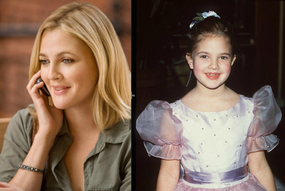 Drew Barrymore (nuotr. Vida Press)