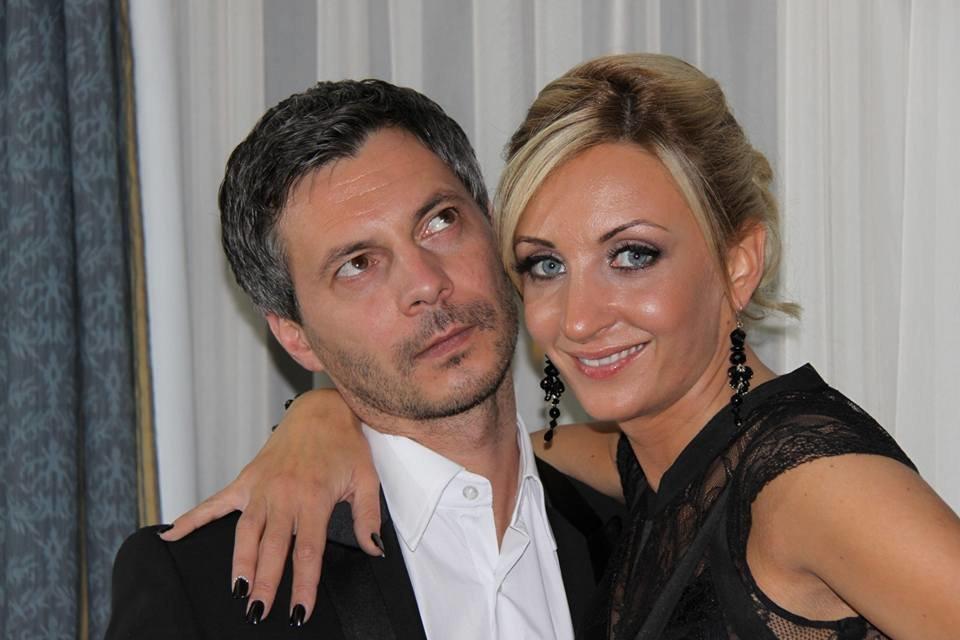 Gerda Stiklickienė ir Andrius Žemaitis (nuotr. asm. archyvo)
