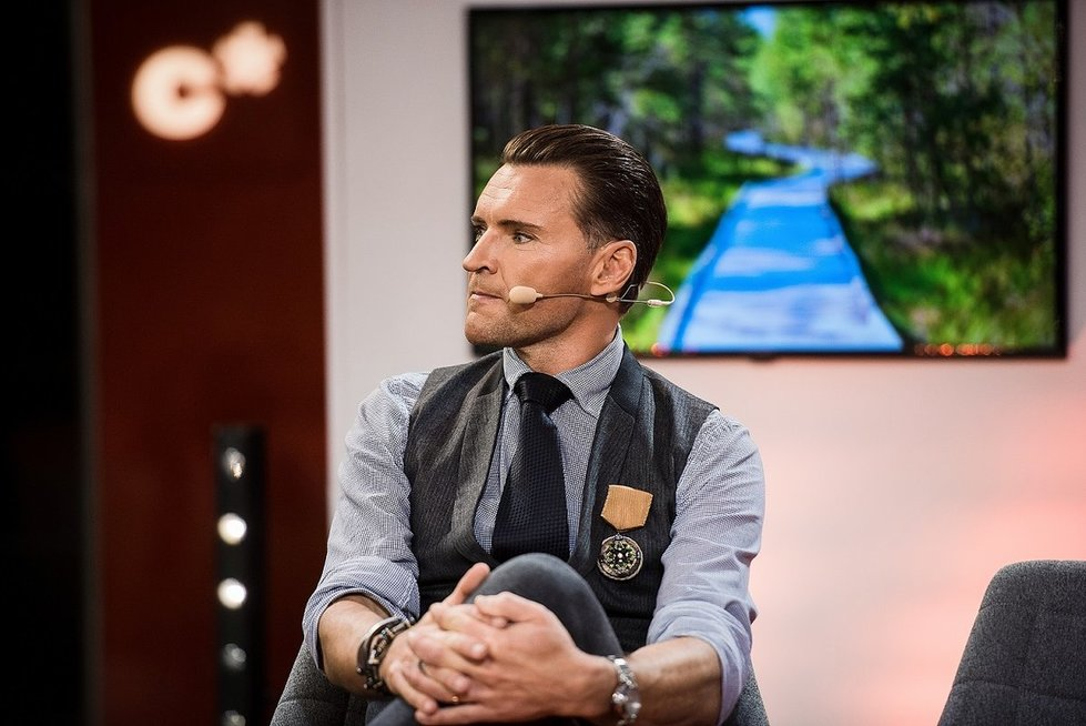 Žilvinas Grigaitis (nuotr. TV3)