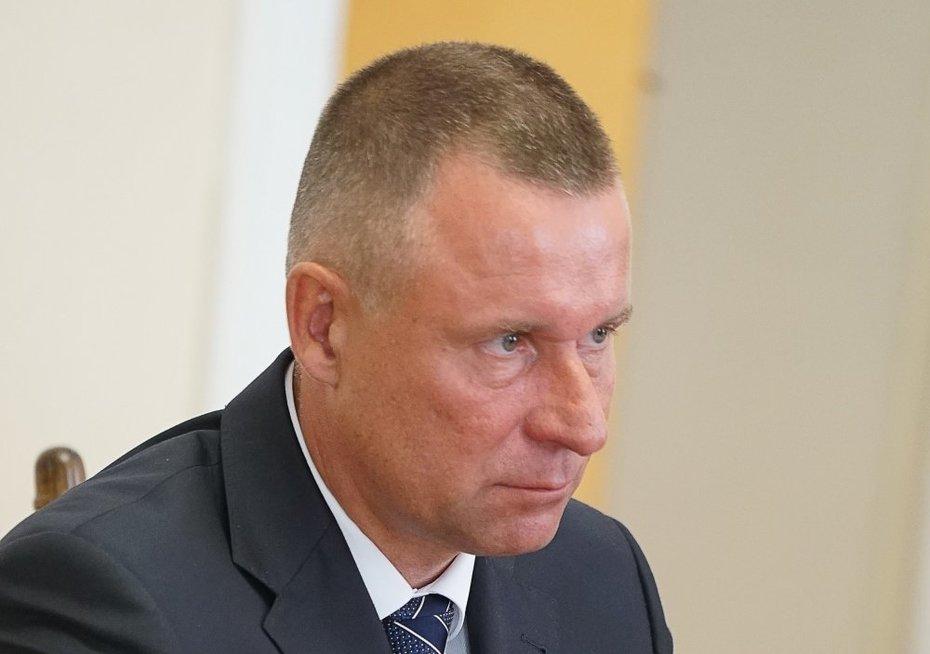Jevgenijus Ziničevas (nuotr. SCANPIX)