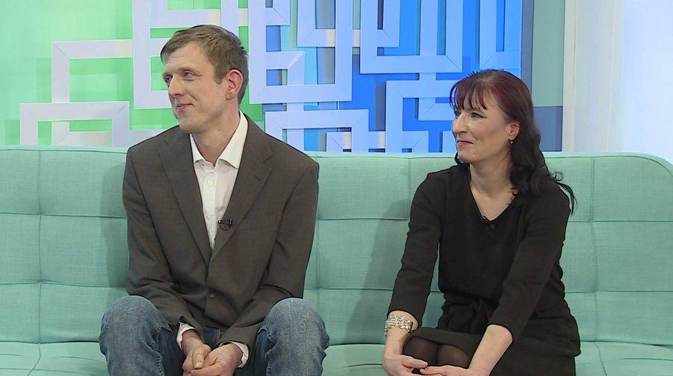 TV Pagalba. Dar neišsiskyrusi Vilma planuoja ateitį Norvegijoje – vaikus paliko vyrui