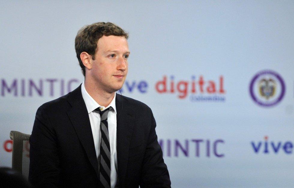 Markas Zuckerbergas (nuotr. SCANPIX)