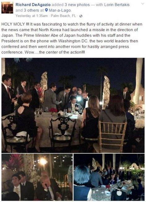 """""""Facebook"""" vartotojas Richardas DeAgazio socialiniame tinkle paskelbė nuotraukas (nuotr. facebook.com)"""