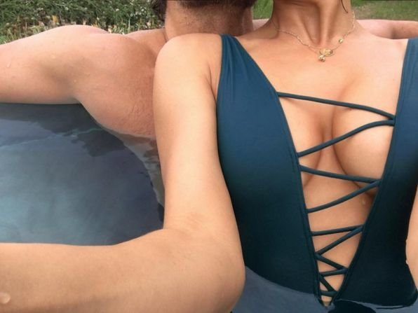 Irina Shayk ir Bradley Cooperis (nuotr. Instagram)