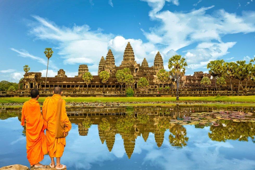 Angkor Wat šventykla
