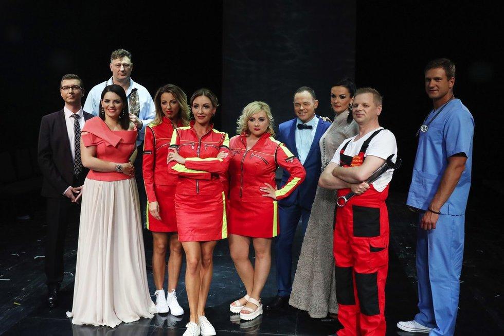 """Naujoji """"TV Pagalba""""  (nuotr. TV3)"""