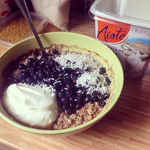 Pusryčiai – svarbiausias dienos valgis (nuotr. asm. archyvo)