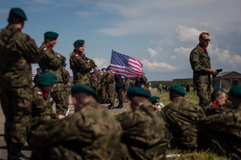 Kaip NATO rengiasi atlaikyti Rusijos branduolinį puolimą