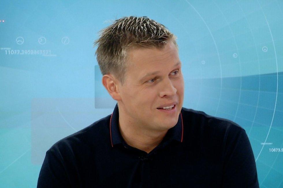 Saulius Kuzminskas (nuotr. stop kadras)