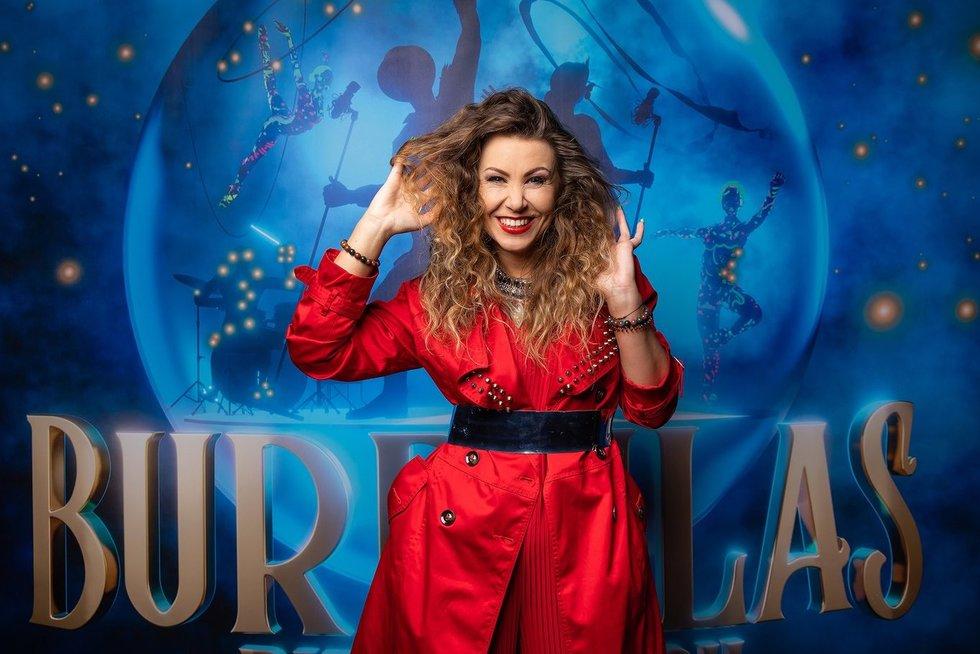 Indrė Launikonytė (nuotr. V. Černiausko)