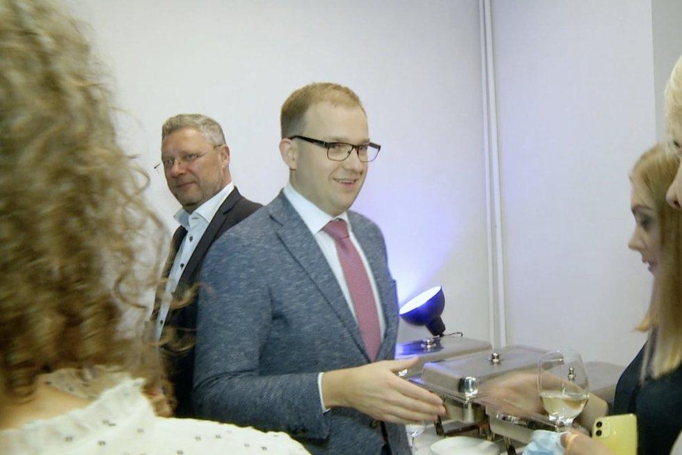 Vytautas Gapšys (nuotr. stop kadras)