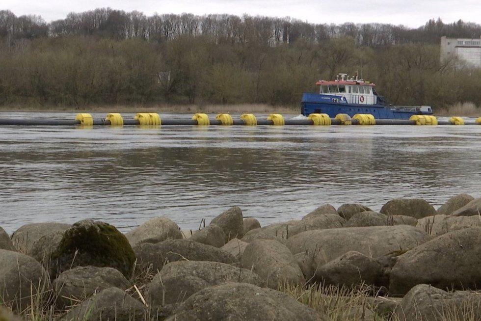 Naujas laivybos sezonas kauniečiams žada dar daugiau pramogų (nuotr. stop kadras)