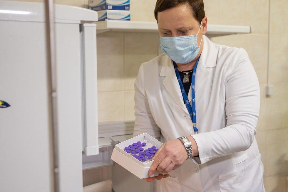 Vakcina (nuotr. Vilniaus miesto savivaldybės)