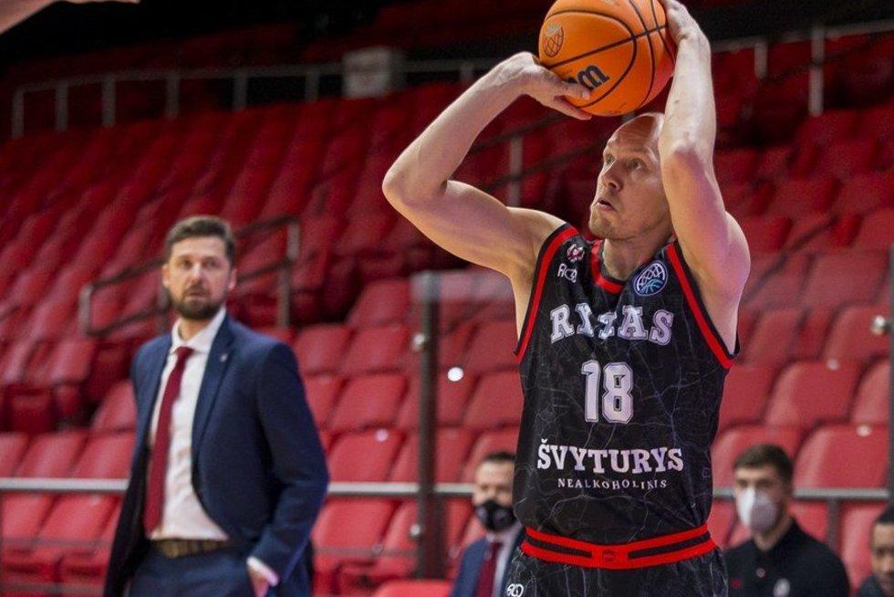 M. Girdžiūnas. (nuotr. FIBA Europe)