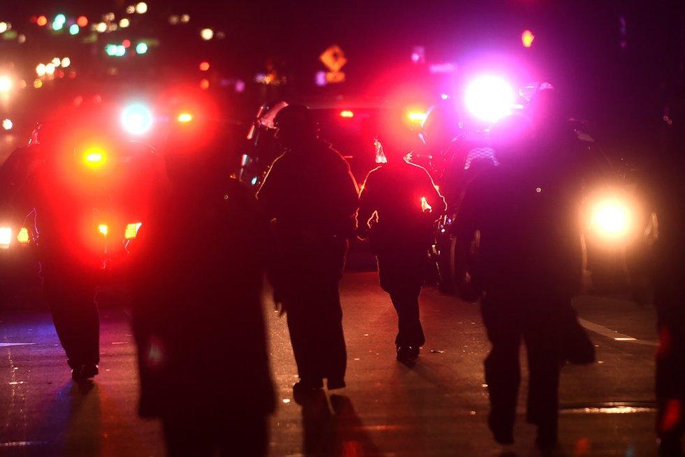 Vienoje Kalifornijos pradinių mokyklų – susišaudymas (nuotr. SCANPIX)