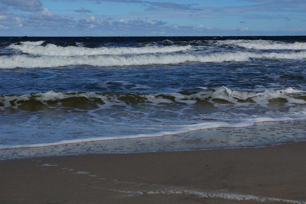 Baltijos jūra (nuotr. Fotolia.com)