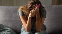 1 iš 6 porų susiduria su vaisingumo sutrikimais: gydytojai aiškina priežastis ir pataria, ko imtis (nuotr. Shutterstock.com)