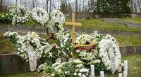 Vilniuje palaidotas Seimo narys, signataras Kęstutis Glaveckas (nuotr. Fotodiena.lt)