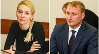 Susitiko teisme: Monikos ir Andriaus Šedžių skyrybos įgavo pagreitį (nuotr. Tv3.lt/Ruslano Kondratjevo)