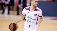 """""""Unicaja"""" klubas rimtai svarsto galimybę pereiti į FIBA Čempionų lygą (nuotr. SCANPIX)"""