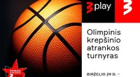 Olimpinis krepšinio atrankos turnyras (nuotr. Organizatorių)